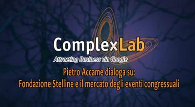 VIDEO - Organizzazione congressi: Pietro Accame e il mercato degli eventi congressuali