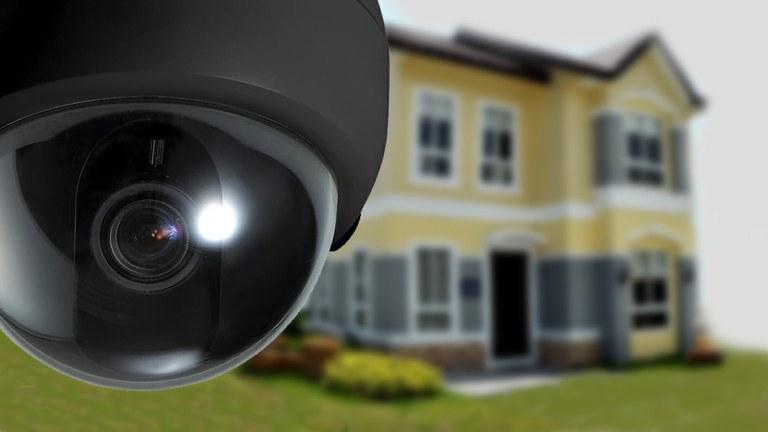 Impianto di videosorveglianza: protetti dai ladri dentro e fuori le mura di casa