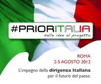 PRIORITALIA - le priorità per una complessa Italia politico-manageriale.