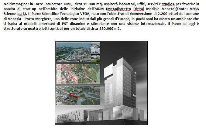 Torre incubatore DML