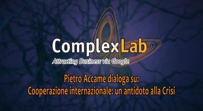 VIDEO - Cooperazione internazionale:  Pietro Accame e l'utilità della cooperazione decentrata