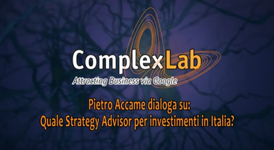Quale Strategy Advisor per investimenti in Italia?