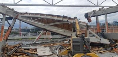 Tep, esperti in demolizioni controllate di opere di edilizia industriale e non solo