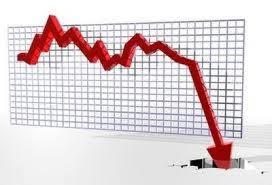 Crollo Crash della Borsa