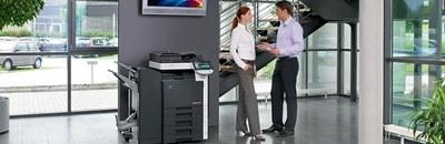 Noleggio fotocopiatrici e stampanti