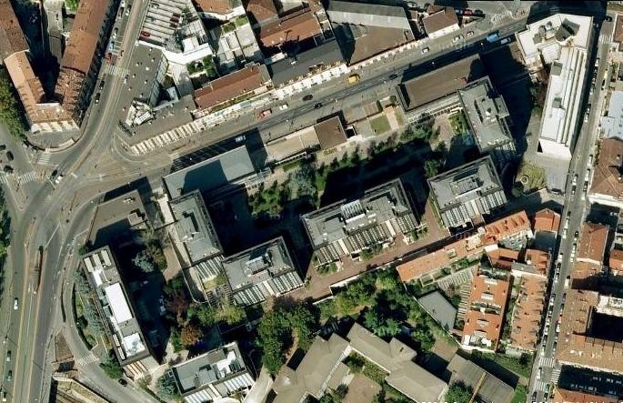 property management Figura 2 - Stralcio del fotopiano del Comune di Milano in cui è inserito il progetto..jpg