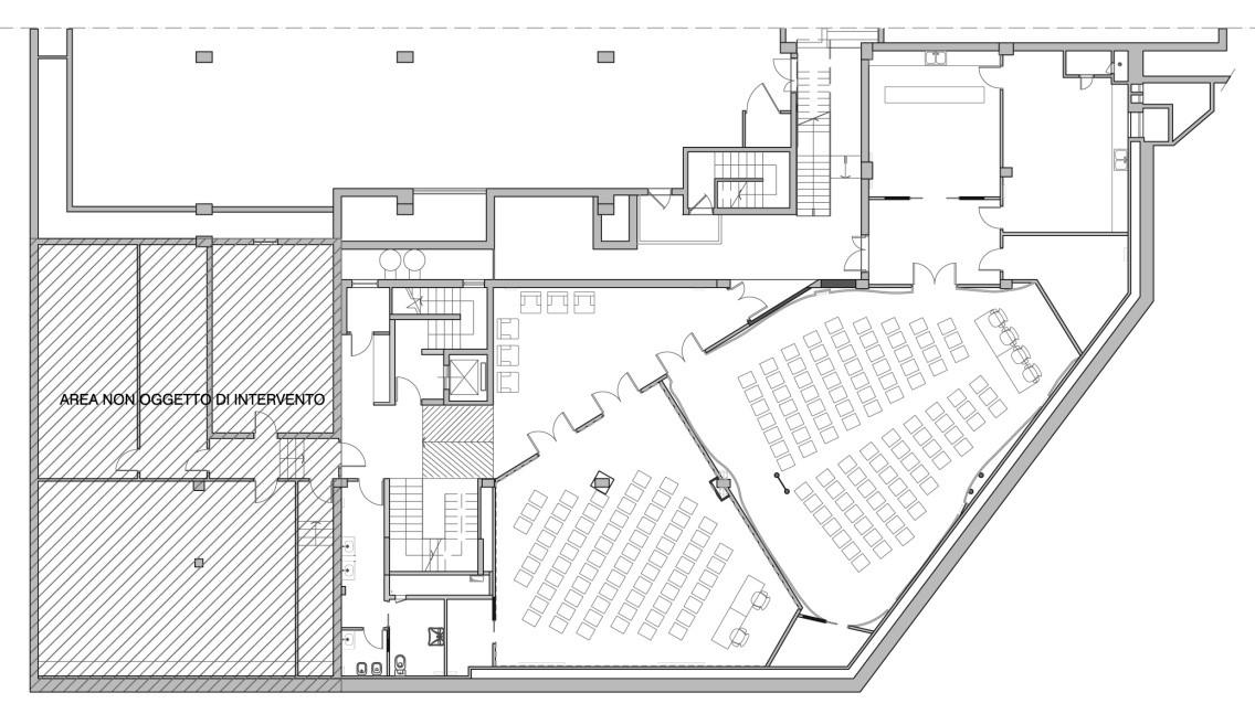 Il progetto di valorizzazione del bassi business park a for Piano terra di 500 piedi quadrati