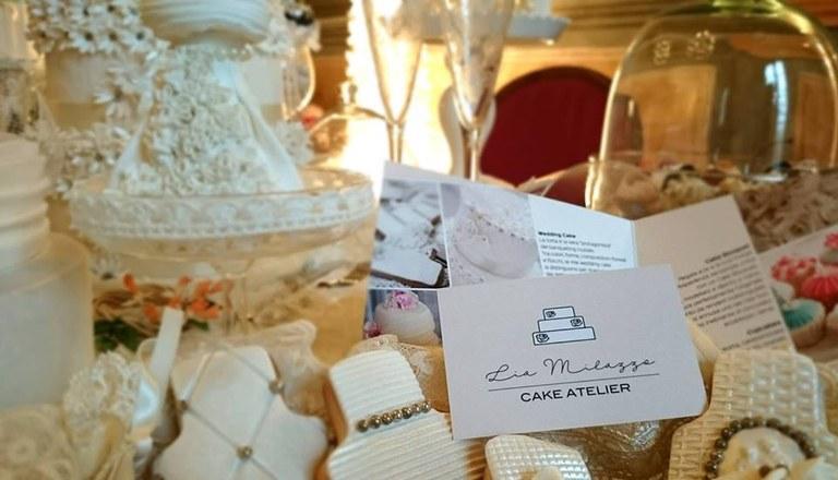 Lia Milazzo e il suo atelier di Cake Design grazie a ComplexLab