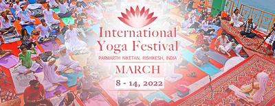 International Yoga Festival 2019 : Something happens!