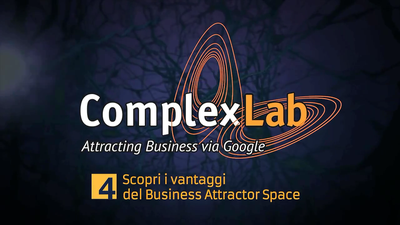 ComplexLab  Academy: Scopri i vantaggi del BAS - Business Attractor Space