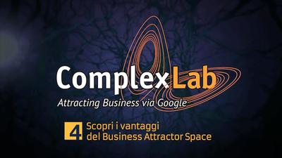 ComplexLab  Academy: Scopri i vantaggi del BAS - Business Attractor Space