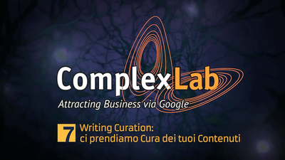 ComplexLab Academy: WRITING CURATION
