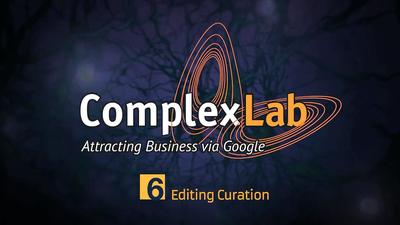 ComplexLab Academy: EDITING CURATION